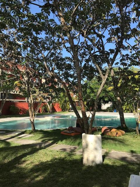 Descanso no Sul da Bahia