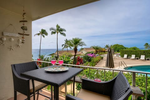 Beautiful Ocean View Getaway 5 min to Poipu Beach