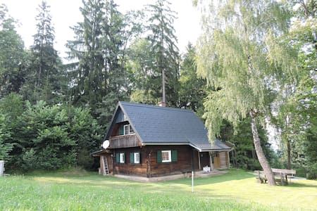 House in the middle of a forest, Stille und Natur! - Edelschrott - Casa
