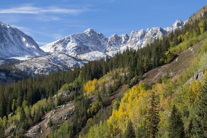 Enjoy ample hiking and biking trails within close proximity.