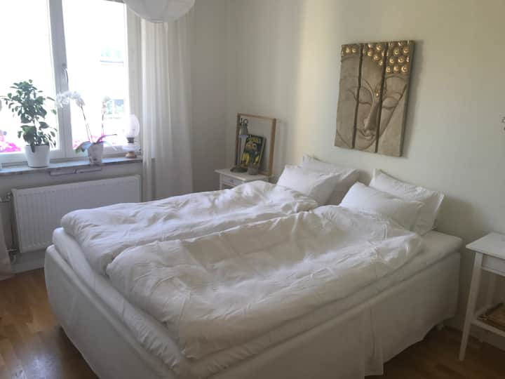 Room in cozy apartment with balkony