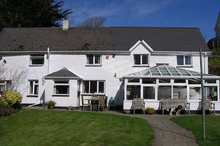 Double Room, quality B&B in a secluded location. - Devon