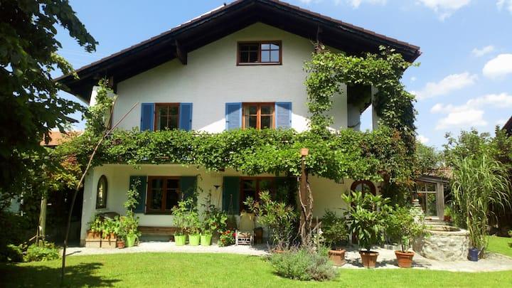 Füssen-Weißensee, Ferienwohnung  Weitblick