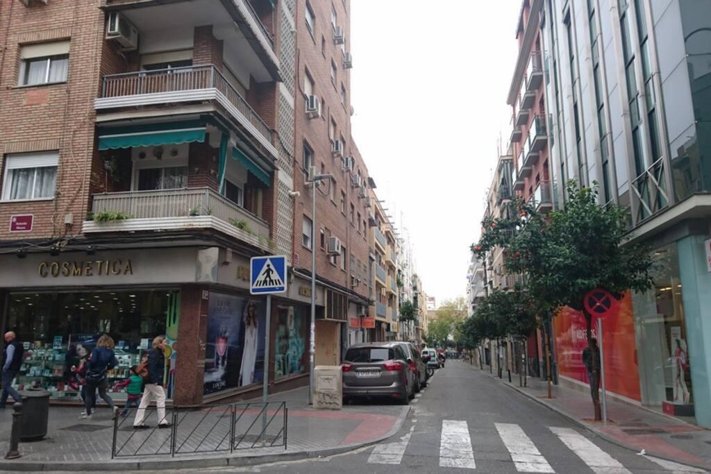 Calle Abogado Enríquez Barrios