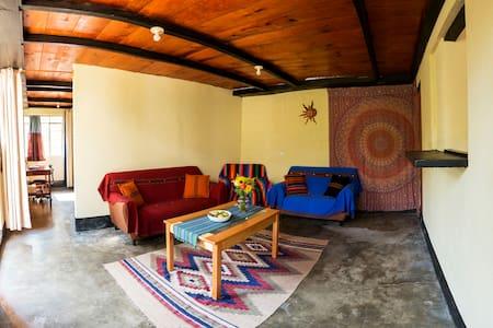 Casa Xibalba, your home at San Pedro La Laguna