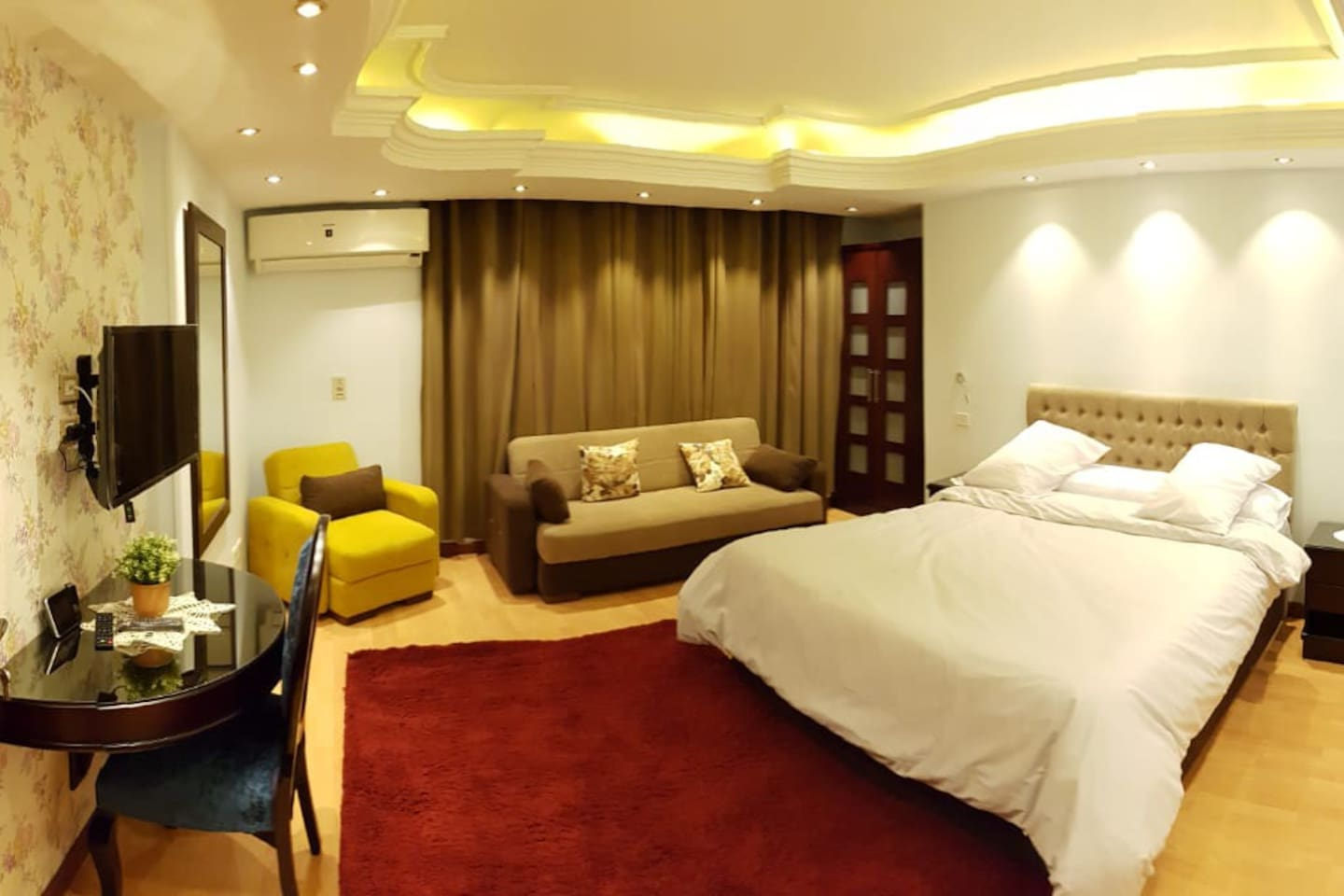 apartment Hotel  High standard of hospitality 5 S