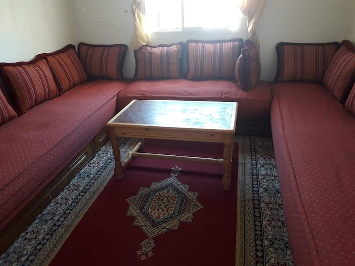 Your appartment in Tangier is waiting you