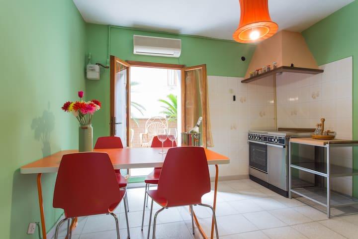 Grazioso appartamento centrico - Chioggia - Leilighet