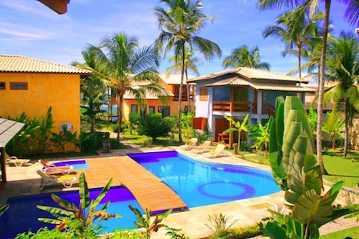 Residence PE NA AREIA-FRENTE AO MAR- apto 1 quarto