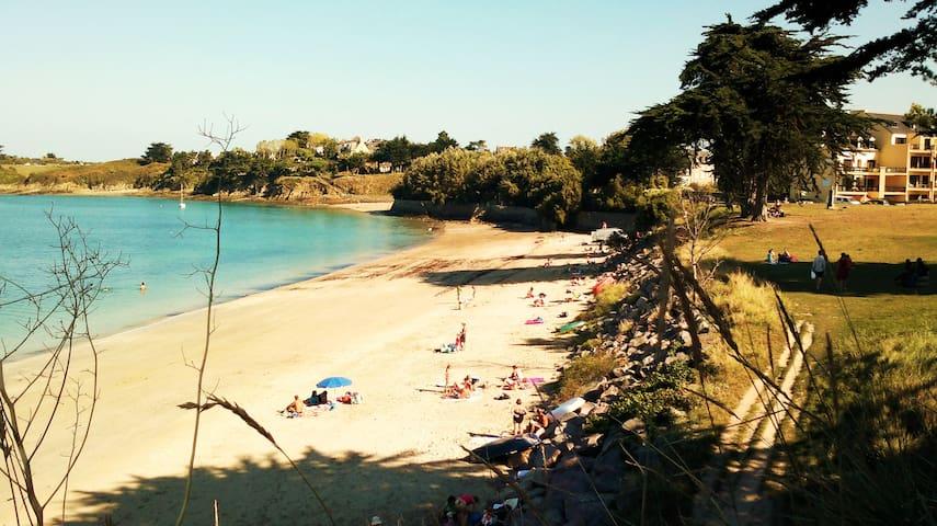 appartement tout confort au pied de plage des haas - Saint-Jacut-de-la-Mer - Pis