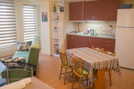 Tavukcu Ahmet Bright Sunny Corner Apartment - 아파트