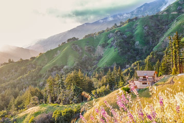 10 Acres That Feel Like A 1,000 - Big Sur - House