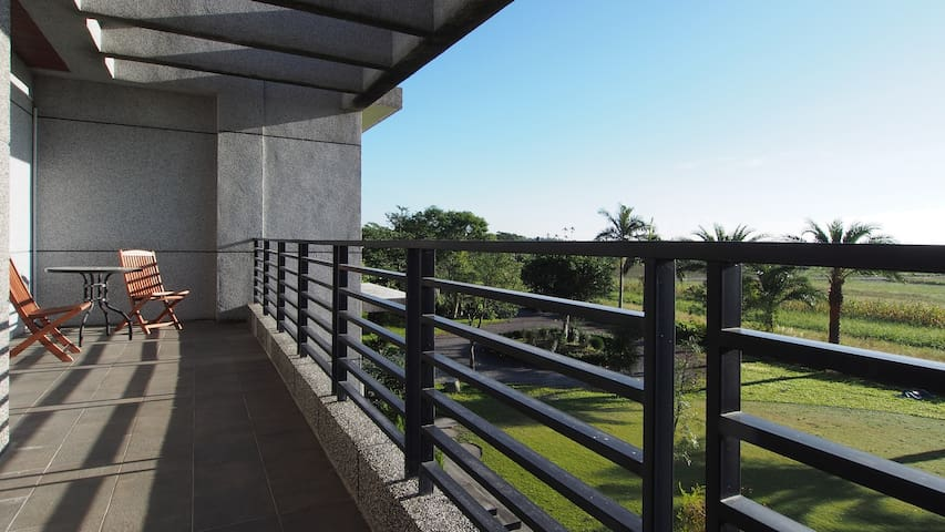 Viasea B&B-With balcony & amazing view - 秀林鄉秀林村 - 民宿(台湾)
