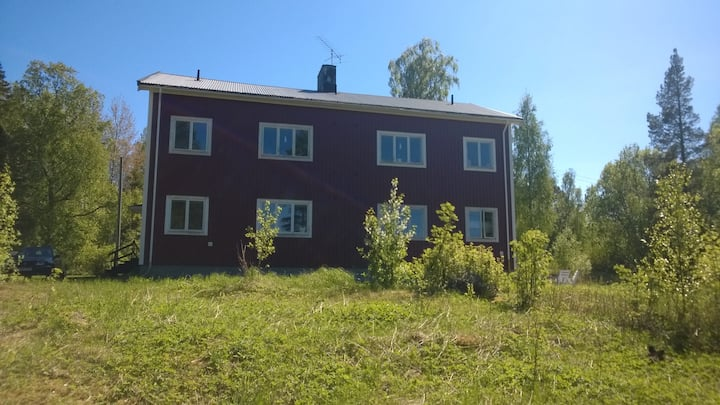 "Apartment ""Skog"" in the Villa Rudolph"