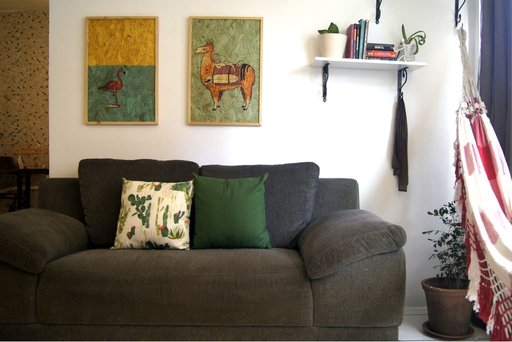 Sala de estar / Living room