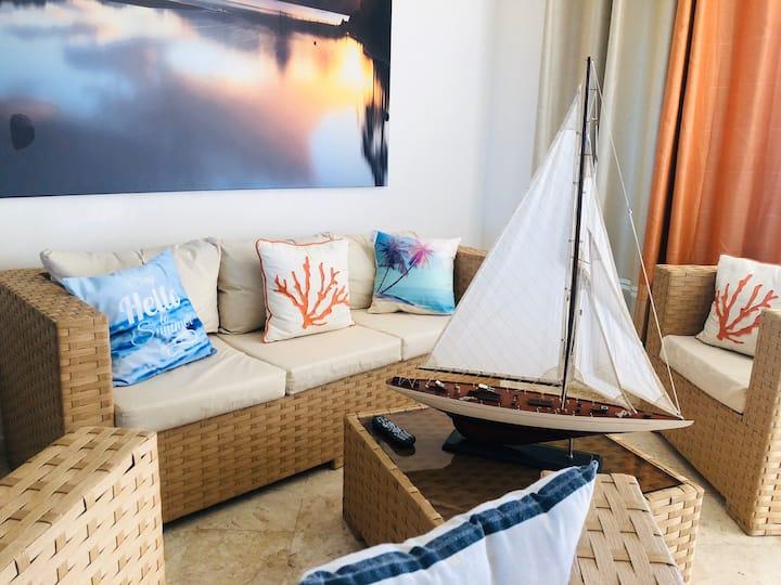 Hermoso apartamento en dream village