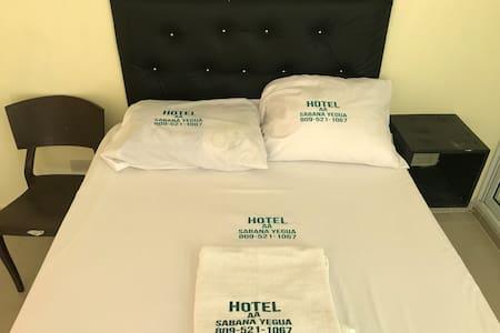 Hotel AA Calidad y comodidad al mejor precio