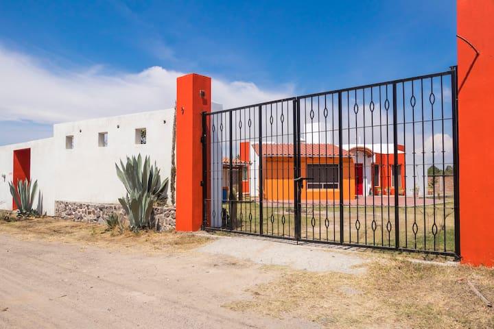 En el corazón del estado de Guanajuato. Facturamos