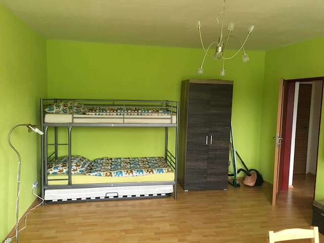 Sunny flat in a city center - Děčín - Apartment