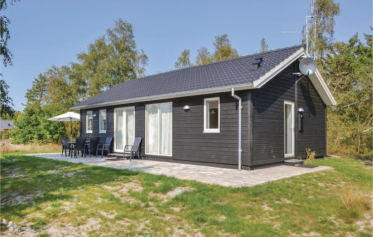 Holiday cottage with 3 bedrooms on 72m² in Knebel
