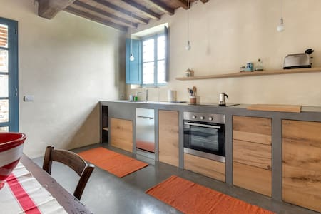 Studio flat in farmhouse 27km from Florence - 雷杰诺 - 公寓