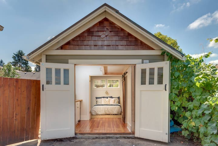 Carriage House Tiny Home