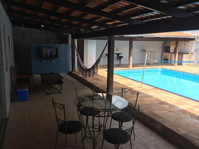 Casa Marinho em Palmas para temporada/eventos