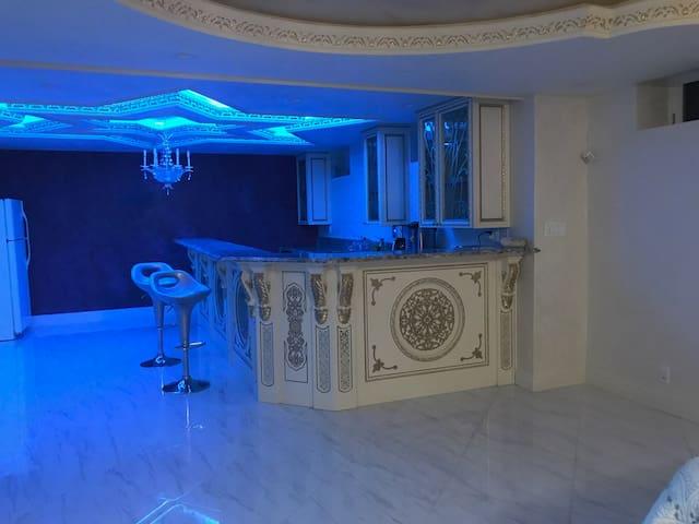 Renovated classy studio