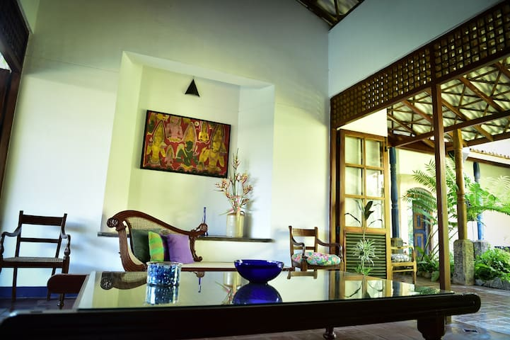The Fern Cove Villa - Sri Jayawardenepura Kotte - Aamiaismajoitus