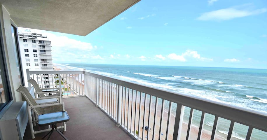 Daytona Beach Resort Oceanfront 12th Floor