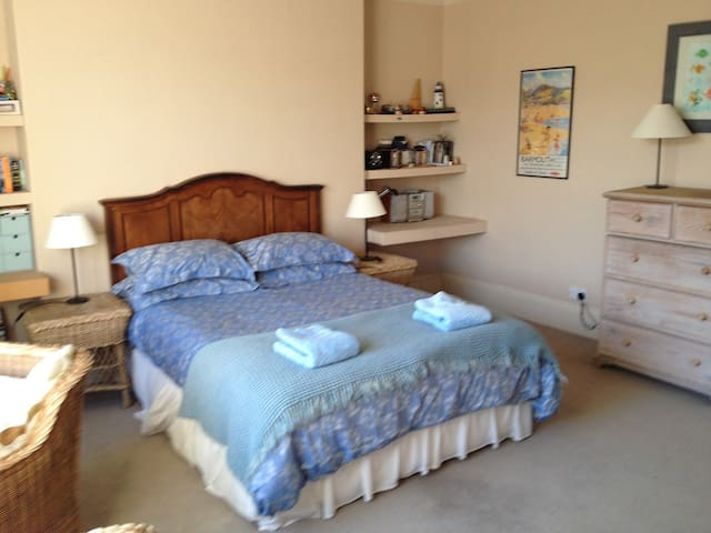 Ground and first floor apartment - Barmouth - Apartemen