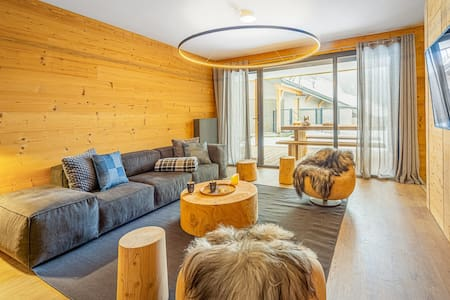 New and amazing apartment for 6 people, in Chatel