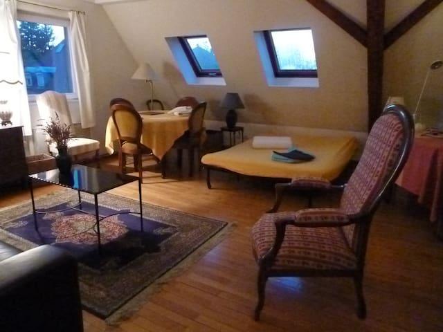 Chambres communicantes pour 2-4 personnes