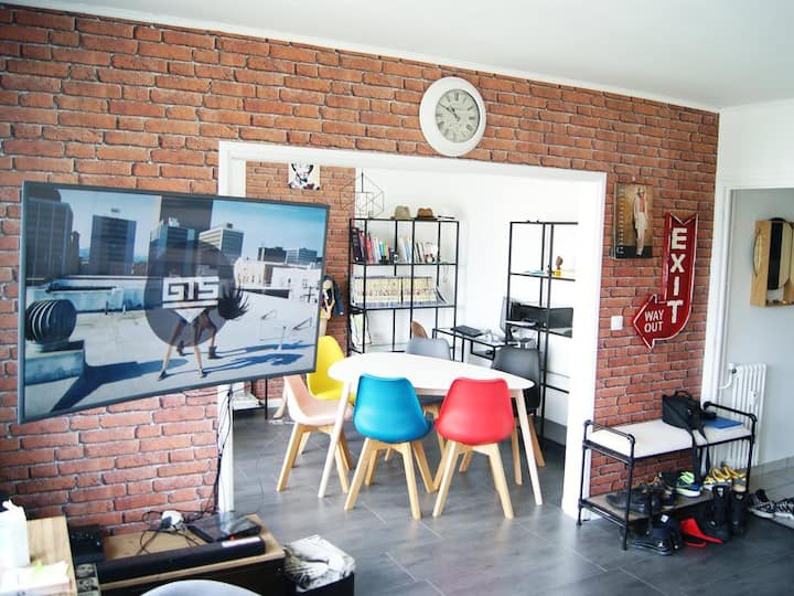 Bel Appartement Proche toutes commodités