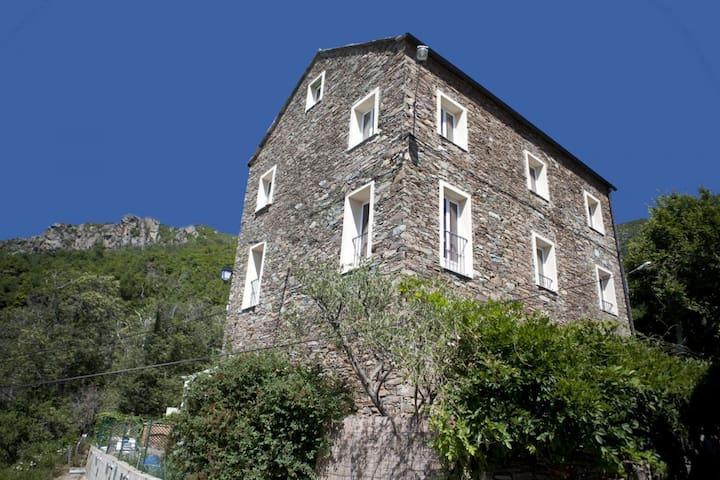 MAISON DU XVII IEME - Monte - Apartament