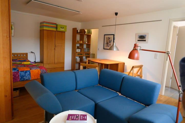 Helle, neuwertige 1-Zimmer-Wohnung