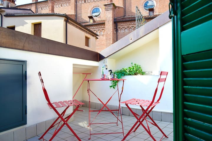 Your terrace in Verona - Sottoriva Dream - Re Lear Apartments