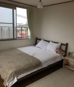 舒适的二居室,传统日式民居 - Adachi-ku