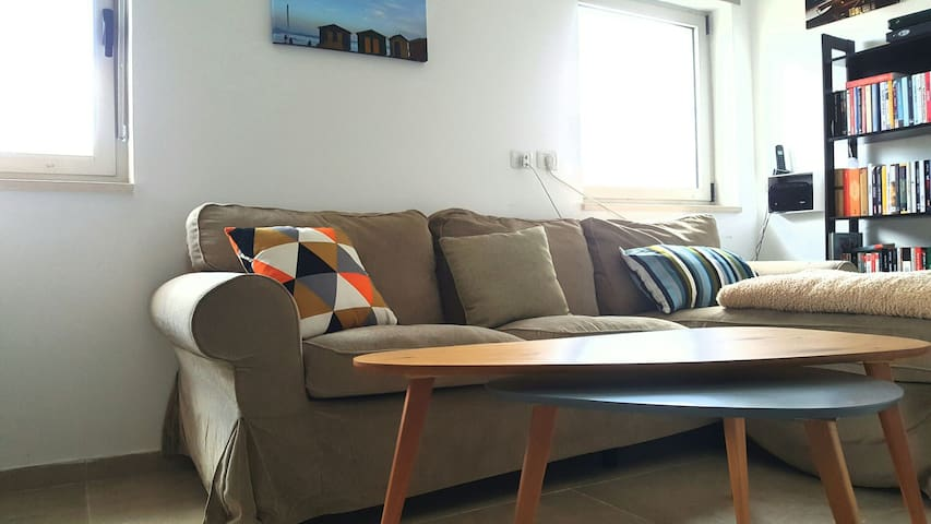 Brand new, quiet and full of sun in Nachlaot - Jerusalén - Apartamento