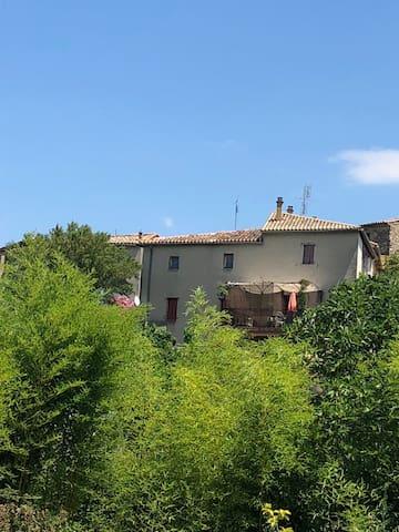 Guest house dans un mas de village
