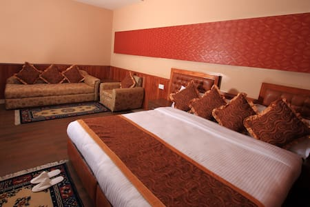 Suite Room- Yarlam Portico - East Sikkim