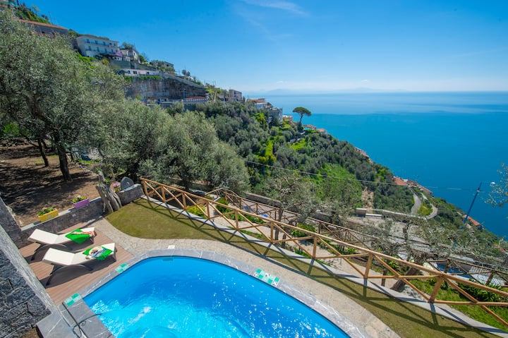 Le Contrade - Sosòre Holiday Homes - Amalfi Coast