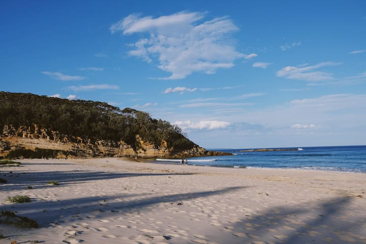 Your South Coast beach escape - North end of Narrawallee beach