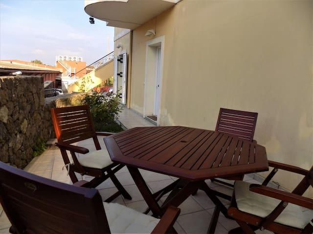 Corfu center-apartment-Nikos A.M. 30121