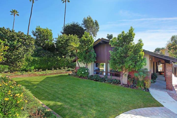 Palisades Garden House