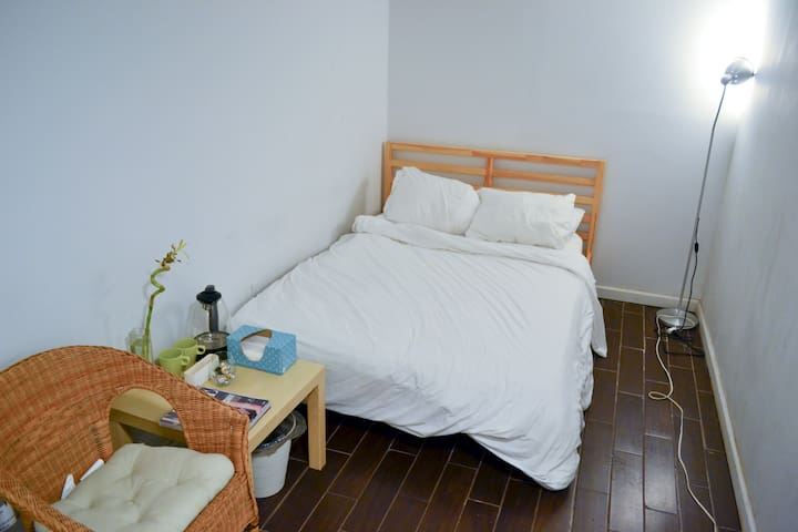 Simple and Clean, Private Room - Philadelphia - Flat