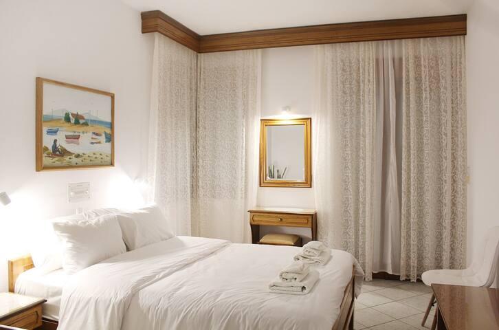 Double room at Studios Soti - Golden Beach, Thasos