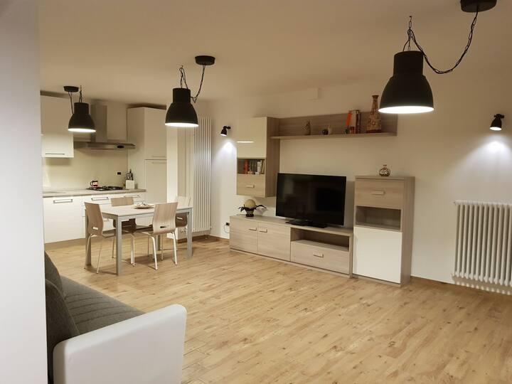 Appartamento nuovo, Castel di Sangro.