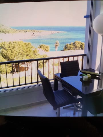 Amazing house with sea view Cala San Vincente