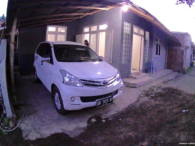 Rent Entire House at Tondano City